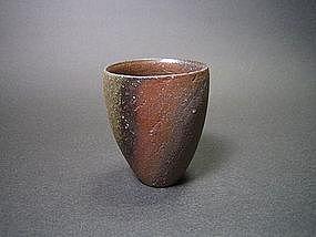 Bizen Guinomi by Ema Hiroshi