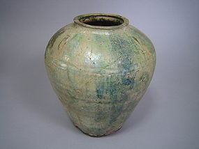 Chinese Han Dynasty Jar