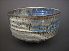 Japanese style tea bowl. Gutte Eriksen. Denmark