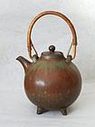 Great teapot by Gunnar Nylund (1904-1986) Sweden