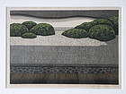 """Ido Masao, """"Karesansui� garden, Kyoto"""