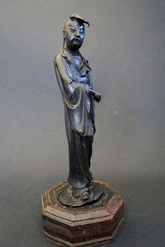 Bronze Daoist Immortal Lu Dongbin, Eight Immortals, Ba Xian