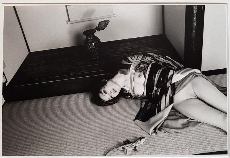 Araki Nobuyoshi, silver gelatine print, Signed ´09