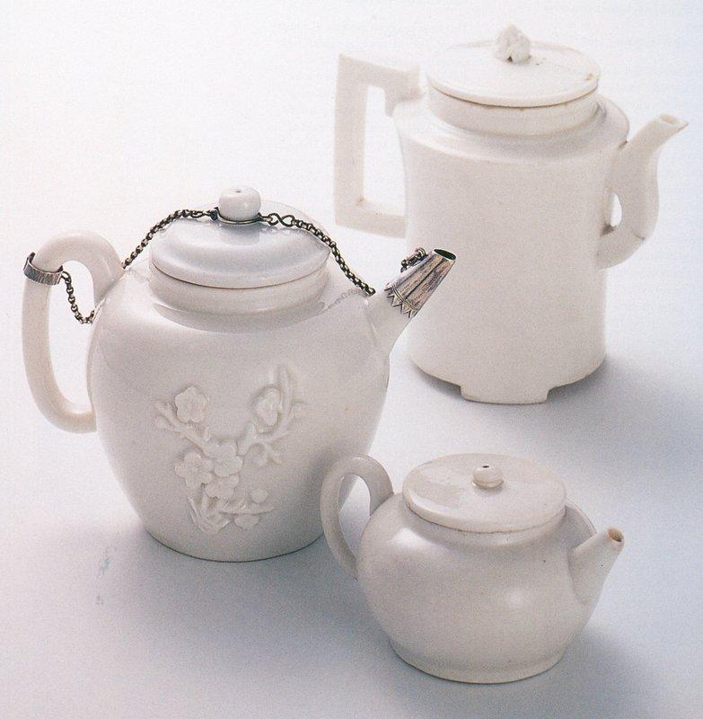 BLANC DE CHINE Porcelain from Dehua