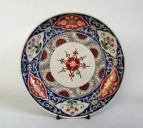 Fine Ko Imari Katamono Style Dish c.1700 No 1