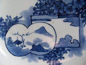 Ai Kakiemon Shikishi Chirashi-zu Plate 17C No 1