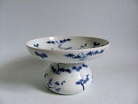 Rare Arita Zhadou form Sake Warmer c.1700