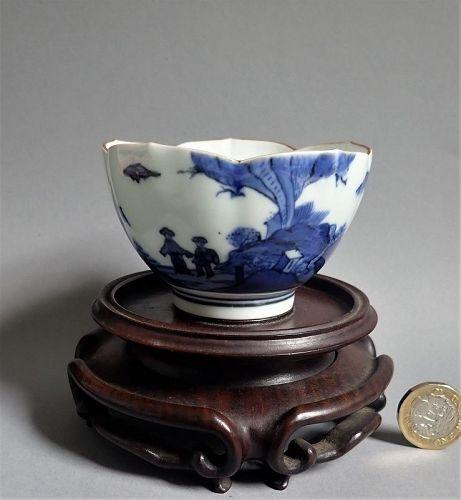 Rare Kakiemon Deshima (Scheveningen) Van Frytom Lotus Bowl c.1700 No 2