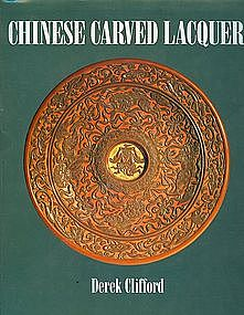 CHINESE CARVED LACQUER by Derek Clifford