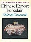 Scheurleer's CHINESE EXPORT PORCELAIN