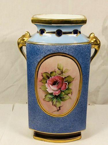 Old Japanese Noritake Nippon Vase