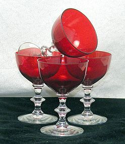 Morgantown Spanish Red Wine on Radiant Stems