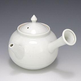 Seifu Yohei III Meiji Kyoto Japanese Kyusu Tea Pot