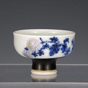 Makuzu Kozan II (Hanzan) Japanese Bowl