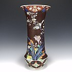 Koransha Japanese Meiji Arita Imari Vase