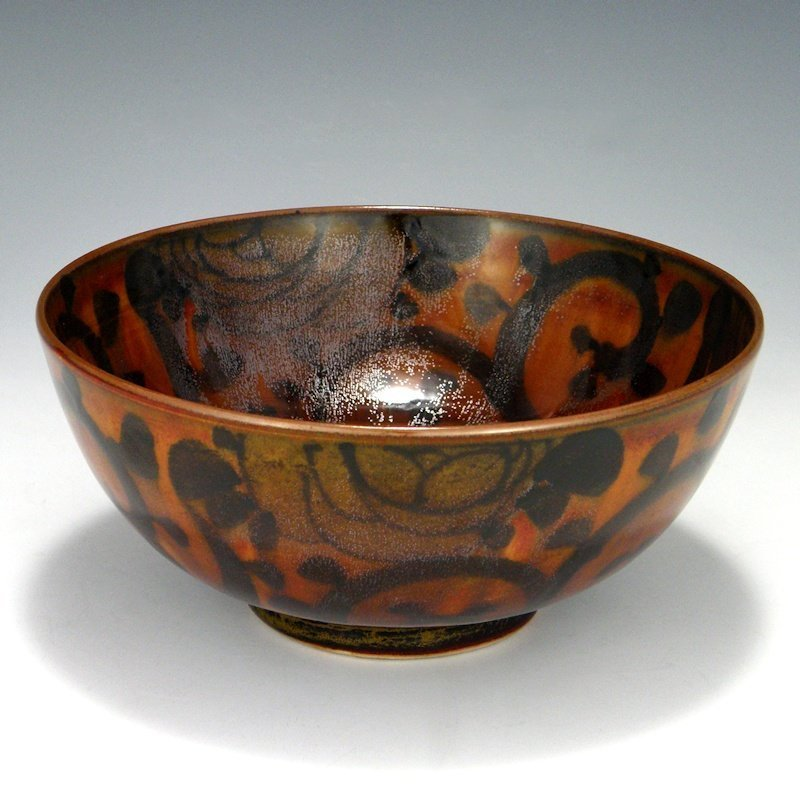 Makuzu Kozan I Japanese Bowl with Box