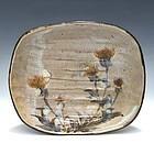 Seifu Yohei I Japanese Edo Kenzan Style Pottery Bowl
