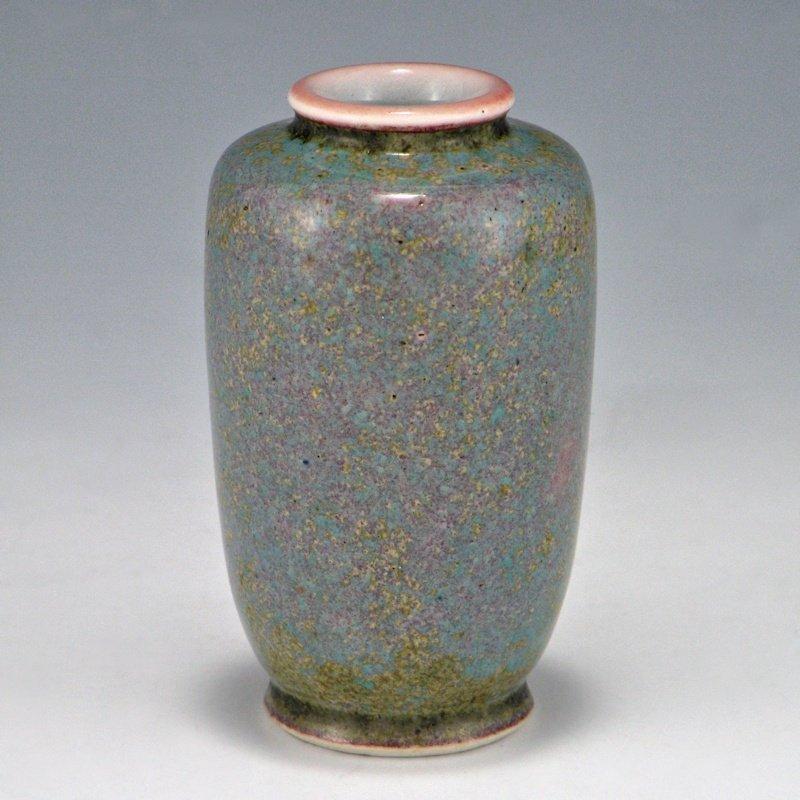 Miyagawa Kozan Meiji Era Japanese Vase