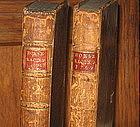 Antique Circa 1769 Historical Horse Racing Books London