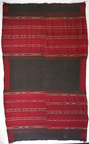 An man's shawl from Waziristan, early 20th century