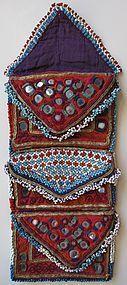 A Pashtun purse from Katawaz (Ghazni province)