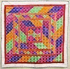 An embroidered cloth from Afghanistan