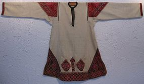 A woman's tunic from Hazara district, Pakistan