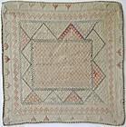 A Hazara prayer cloth from Bamiyan - mid 20th century