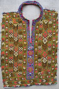 A Baluch woman's dress panel - late 20th century