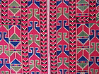 An Uzbek embroidery from northern Afghanistan