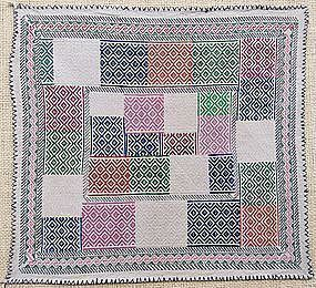 A Hazara prayer cloth, mid 20th century