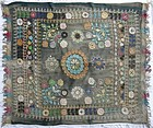 A vintage textile from northern Afghanistan