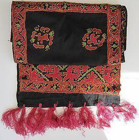 A woman's scarf from Hazara district, Pakistan