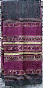 A woman's shawl from Waziristan