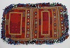 A finely worked beaded purse from Katawaz