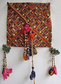 A dowry purse from Baluchistan