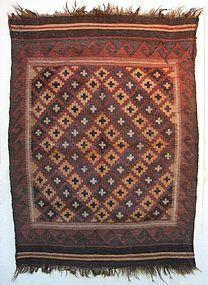 A Labijar kilim from northern Afghanistan