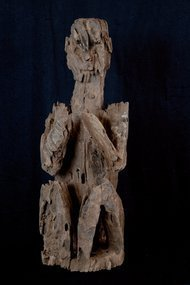 Very exceptional himalayan primitive figure N°38,