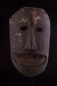 flat mask , Himalaya, Nepal