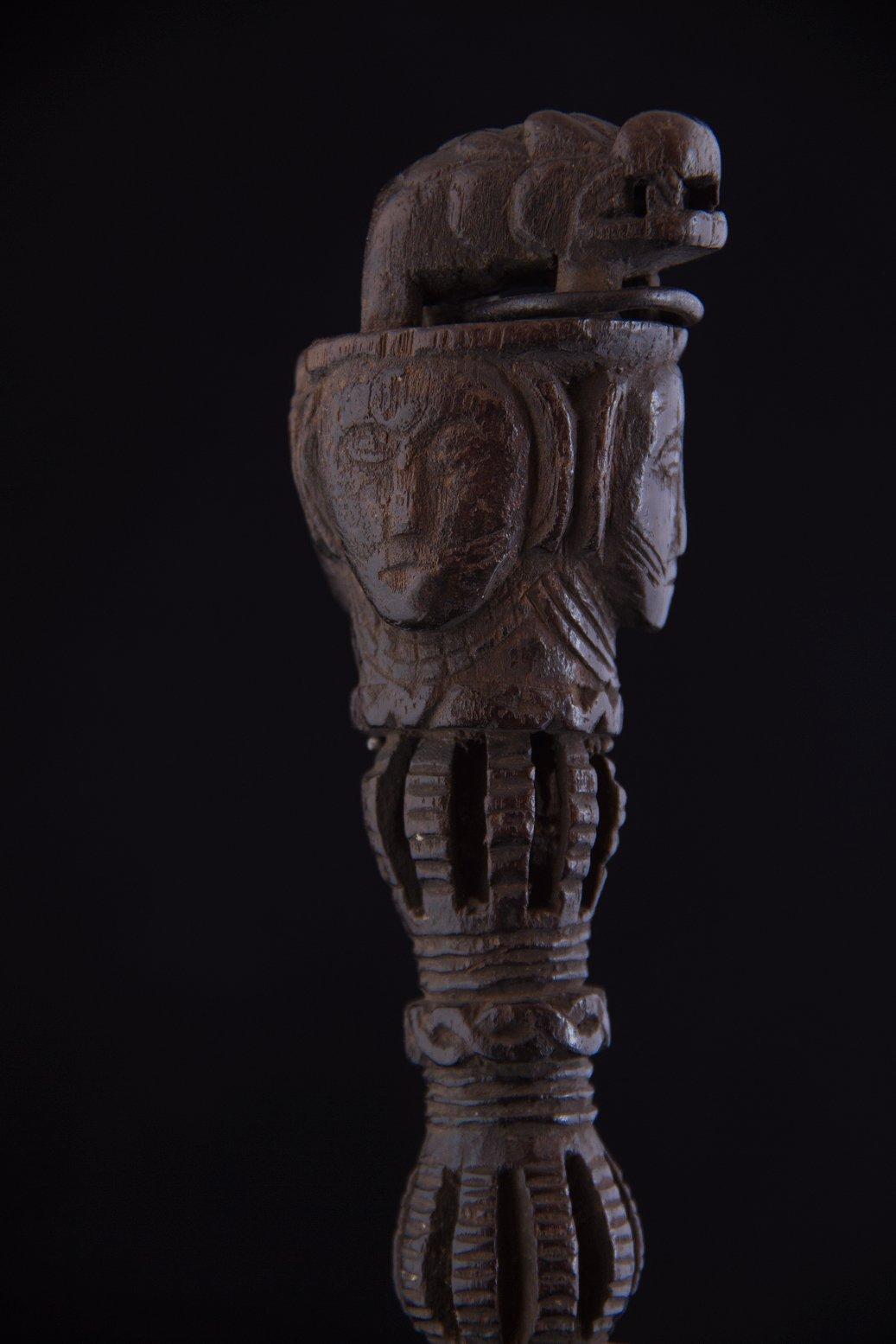 ancient phurbu n°35, Nepal, Himalaya