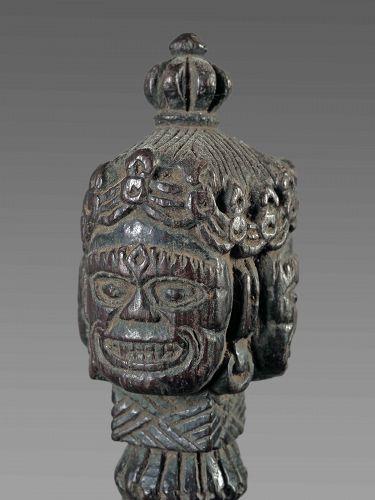 ancient phurbu n°37, Nepal, Himalaya