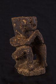 Small himalayan primitive figure, Himalaya, Nepal