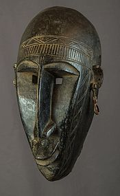 Old Bambara mask n°2,