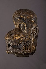 Aranuchal Praddesh mask, Himalaya, India