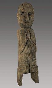 Old Himalayan Primitive Figure, Himalaya, Nepal