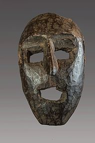 Old sharp nose mask, Himalaya , Nepal