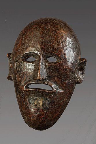 super fine himalayan mask, Himalaya, Nepal
