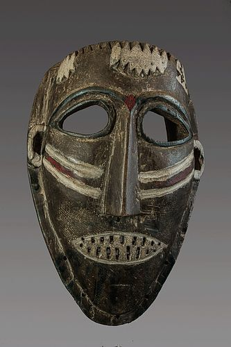 Large size himalayan mask, Himalaya, India, Himachal Praddesh