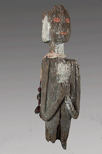 Very old himalaya primitive figure N°58, Himalaya Nepal
