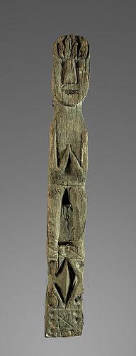 Himalayan Primitive Figure N°61, Himalaya, Nepal